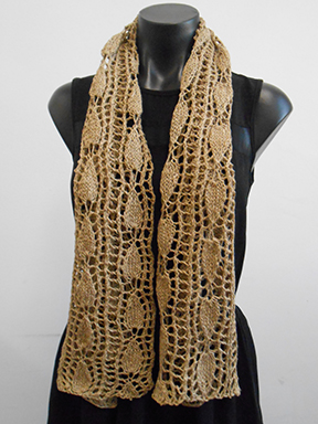 Stacey Scarf in NINA