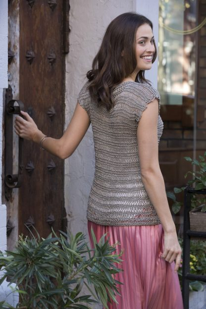 Bedford Top in STELLA - Back View