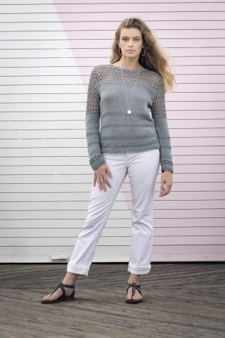Point Pleasant Pullover in COTTON CLASSIC LITE
