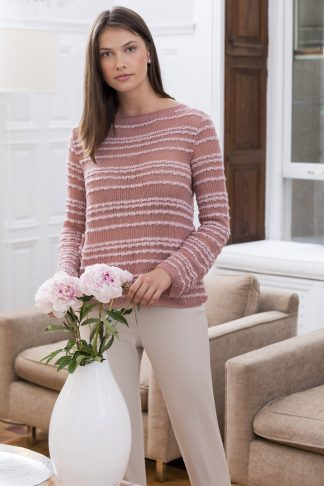 Astor Court Pullover in IMPERIAL & JULIE