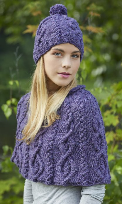 Derry Capelet & Mitts