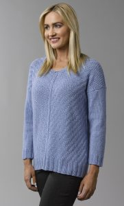 Audrey Pullover in TAYLOR