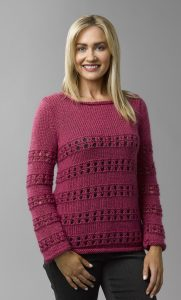 Emily Pullover in HELLO DOLLY