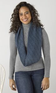 Lovell Reversible Cowl in MANCHESTER