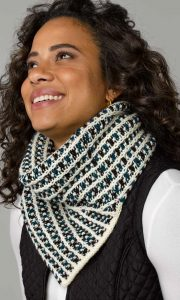 Libby Cowl in CLASSIC SUPERWASH