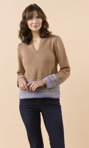 Frisco Pullover in COTTON CLASSIC