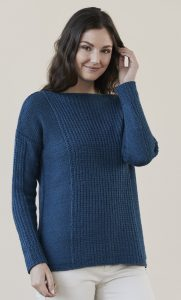 Canby Pullover in WHISTLER