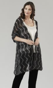 Lily Shawl in PIGALLE & CRYSTAL