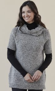 Norwood Pullover in DONEGAL TWEED