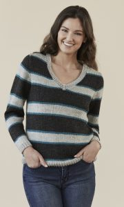 Silver Mountain Pullover in CLASSIC SUPERWASH